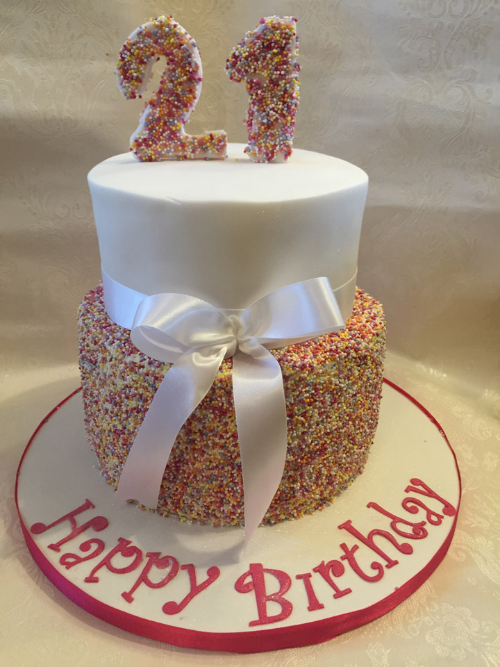 Adults Birthday Cakes