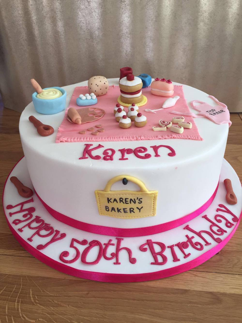 Brilliant Adults Birthday Cakes Hayleighs Cakery Personalised Birthday Cards Veneteletsinfo